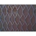 Сетка просечно-вытяжная черн. 15кв.м. фото