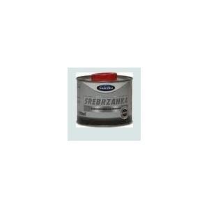 Серебрянка жаростойкая силиконовая, до +500С, 0.2л