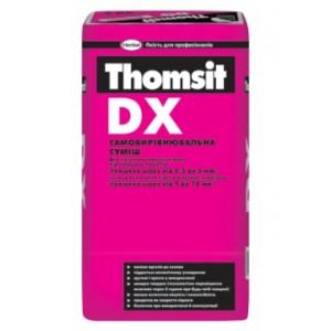 Thomsit DX Самовыравнивающаяся смесь