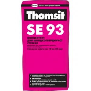 Концентрат для изготовления быстротвердеющих стяжек полов Thomsit SE 93