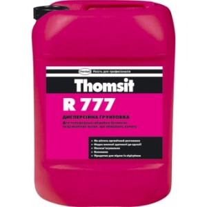 Дисперсионная грунтовка для впитывающих минеральных оснований Thomsit R 777