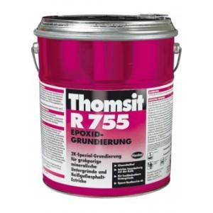 Эпоксидная грунтовка для впитывающих и невпитывающих оснований Thomsit R 755