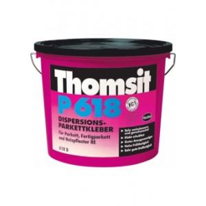 Водно-дисперсионный клей для паркета Thomsit P 618