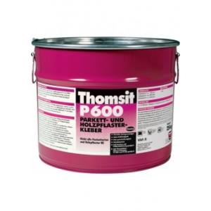 Универсальный клей на органических растворителях для паркета Thomsit P 600