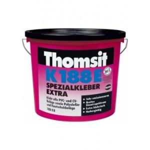 Специальный водно-дисперсионный клей для ПВХ покрытий и покрытий с полимерной основой Thomsit K 188 E