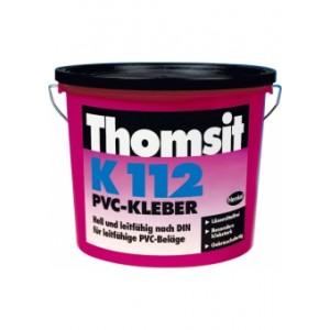 Токопроводящий водно-дисперсионный клей для ПВХ- и каучуковых покрытий Thomsit K 112