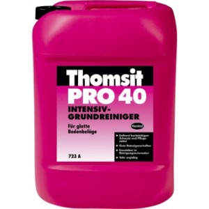 Интенсивное средство очистки Thomsit Pro 40