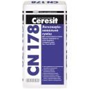 Легковыравнивающаяся смесь Ceresit CN 178 фото