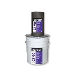 Эластичный полиуретановый заполнитель пор в резиновых спортивных ковриках Ceresit CF 90