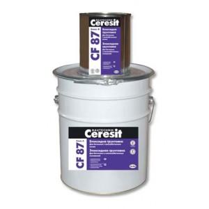 Эпоксидная грунтовка Ceresit CF 87
