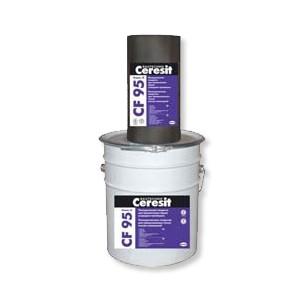 Полиуретановое покрытие для промышленных полов внутри помещений Ceresit CF 95 А+Б
