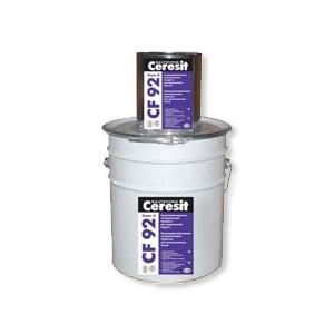 Самовыравнивающееся полиуретановое покрытие повышенной прочности для промышленных полов внутри помещений Ceresit CF 92