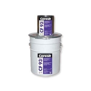 Эластичное самовыравнивающееся полиуретановое покрытие Ceresit CF 93