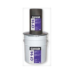 Высокопрочное эпоксидное самовыравнивающееся покрытие для промышленных полов Ceresit CF 94