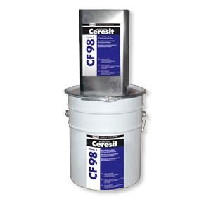 Эпоксидное самовыравнивающееся покрытие для промышленных полов Ceresit CF 98