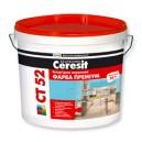 Интерьерная акриловая краска Ceresit CT 52 Премиум фото
