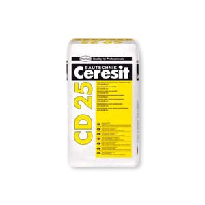 Ремонтно-восстановительная мелкозернистая смесь Ceresit CD 25