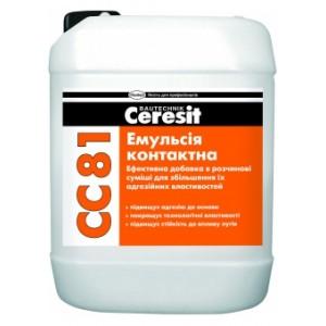 Эмульсия контактная Ceresit CC 81