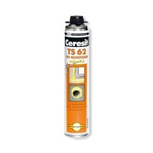 Монтажная пена профессиональная универсальная Ceresit TS 62