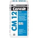 Клеящая смесь Ceresit CM 12 Gres фото