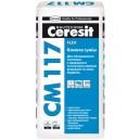 Клеящая смесь Ceresit CM 117 Flex фото