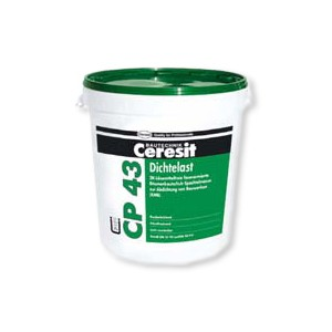 Двухкомпонентная эластичная гидроизоляционная мастика Ceresit CP 43