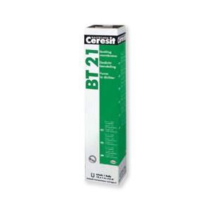 Гидроизоляционная самоклеящаяся пленка Ceresit BT 21