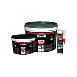 Универсальный силиконовый герметик для ремонта и возобновления Ceresit AquaBlock