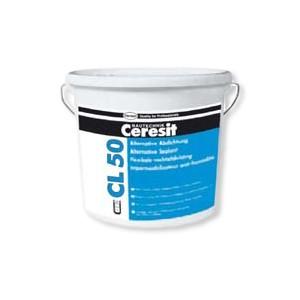 Гидроизоляционная двухкомпонентная мастика Ceresit CL 50