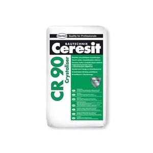 Гидроизоляционная смесь с проникающим эффектом Ceresit CR 90 Crystaliser
