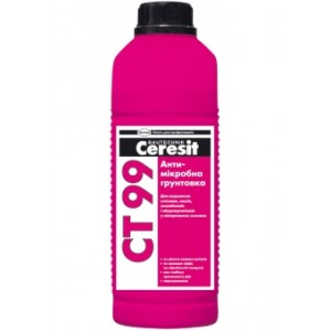 Антимикробная грунтовка Ceresit CT 99