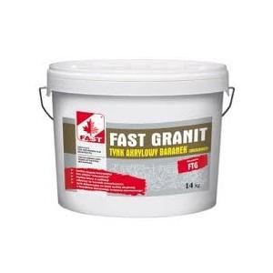 Fast  Granit гранитная штукатурка 14 кг