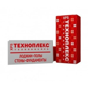Экструдированный пенополистирол Техноплекс 100 мм