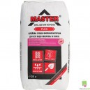 Master Flex (25 кг, серый)клей эластичный,универсальный