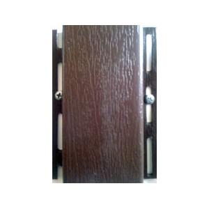 Панель Софит 1,22 м2 (4 х 0,31)коричневая