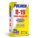 """""""Polimin П-19"""" клей для пенопласта"""