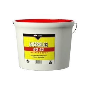 Ансерглоб EG-62 Адгезионая эмульсия (грунт-краска) силиконовая 10,0л