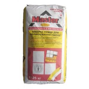 Мастер Плитопол клей для облицовки теплых полов, 25 кг.