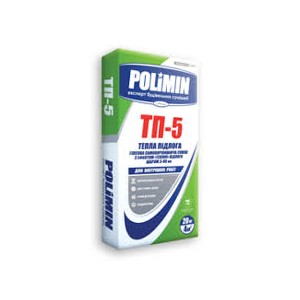 ТП 5 гипсовая теплая смесь с эфектом теплый пол