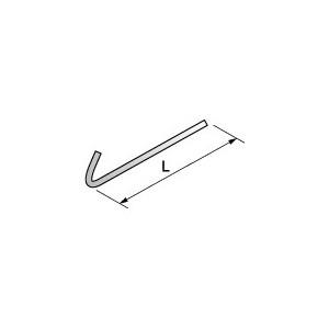 Проволока 125 мм (крючок)