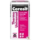Ceresit CT 85 Pro (Церезит СТ 85)Смесь ППС армированная микроволокнами Зима